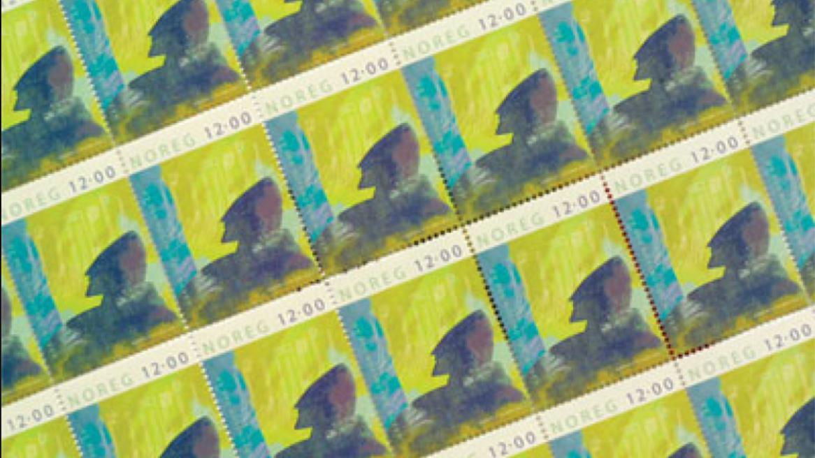 posten frimerker